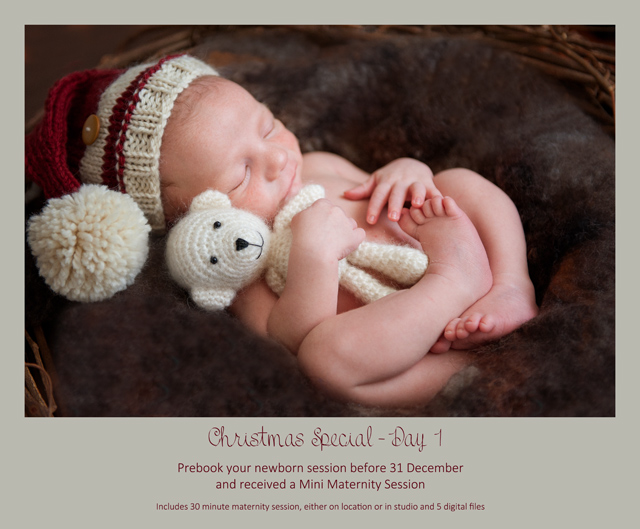 Christmas Special - Brisbane Newborn Photographer