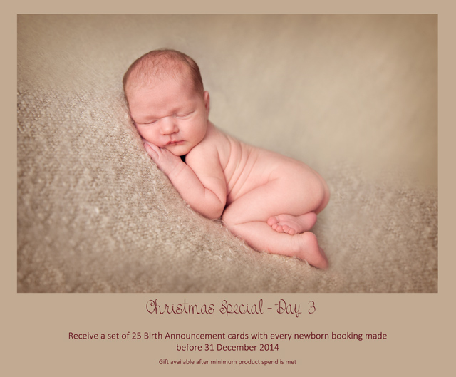 Christmas Special Day 3 ~ Brisbane Newborn Photographer