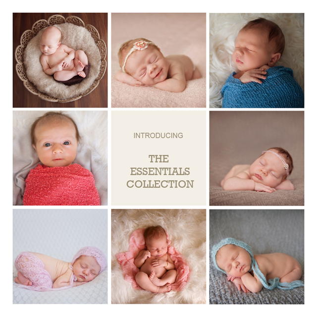 Newborn Essentials Collection