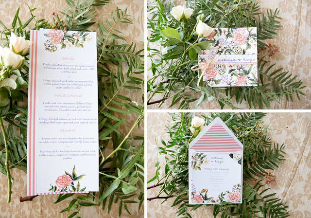 Love Notes Wedding and Stationery