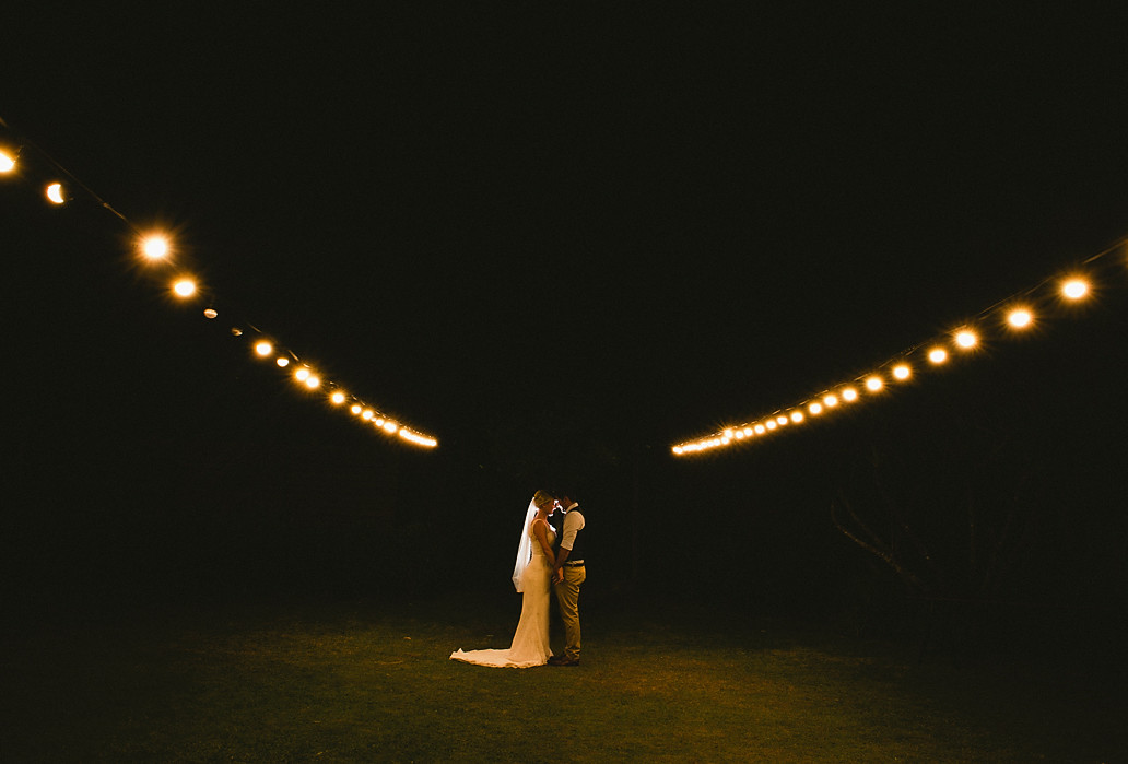 Night time wedding photos Brisbane based