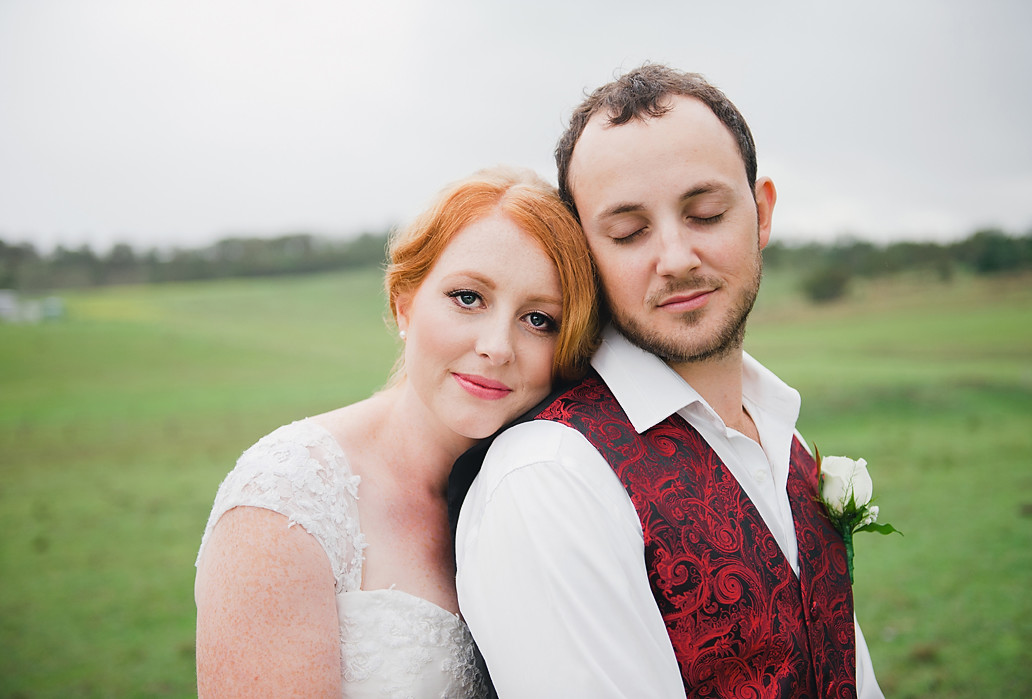 Country wedding photographer Brisbane