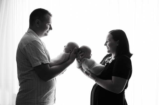 Newborn Family Photos Brisbane