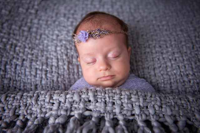 Sleepy Newborn Photographer Brisbane