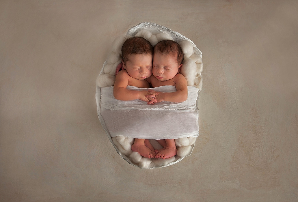 Newborn Twins Photographer Brisbane